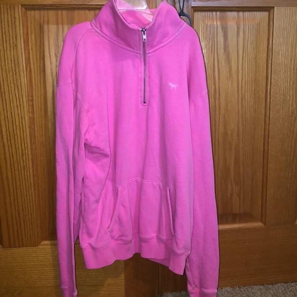 PINK Jackets & Blazers - PINK hoodie